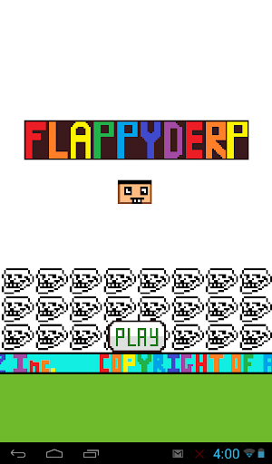 Flappy Derp: Legend of Derp