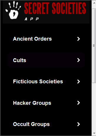 App of Secret Societies
