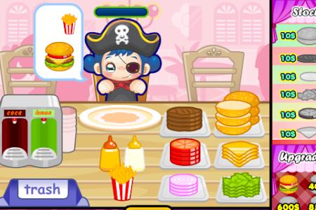 Burger Cooking Shop 1.3.1 screenshot 105280