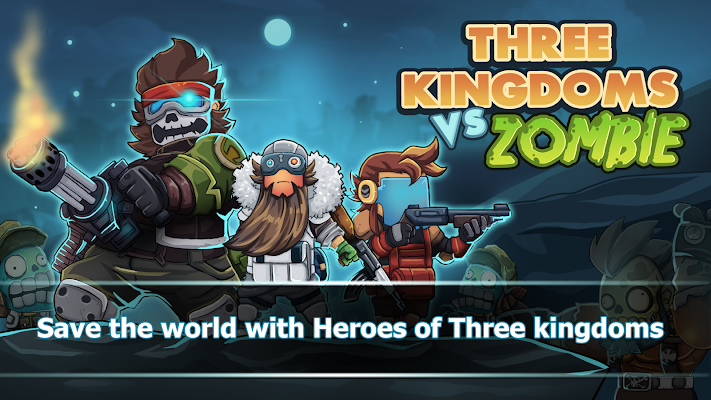 Three Kingdoms VS Zombie - screenshot