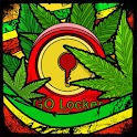 GO Locker Theme marijuana icon