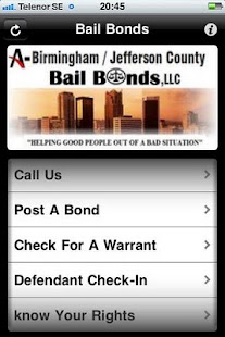 Bail Bonds- screenshot thumbnail