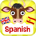 Learn Spanish for Kids logo