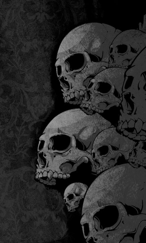 Skull Wallpapers- screenshot