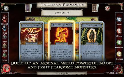 Talisman Prologue Screenshot 23