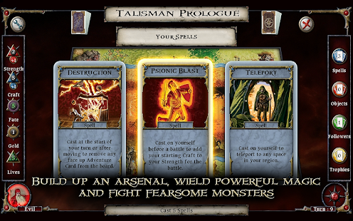 Talisman: Prologue Screenshot 23
