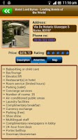 Screenshot of Rome Offline Map Travel Guide