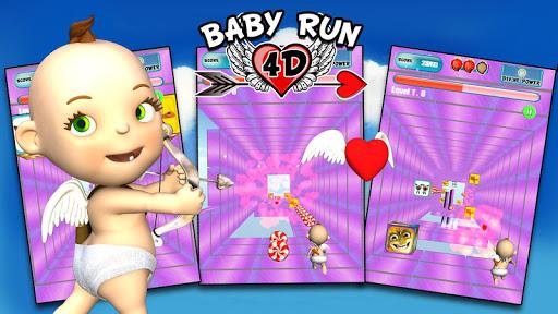 玩免費休閒APP 下載婴儿润4D - 运行1 2 3: Children Game app不用錢 硬是要APP