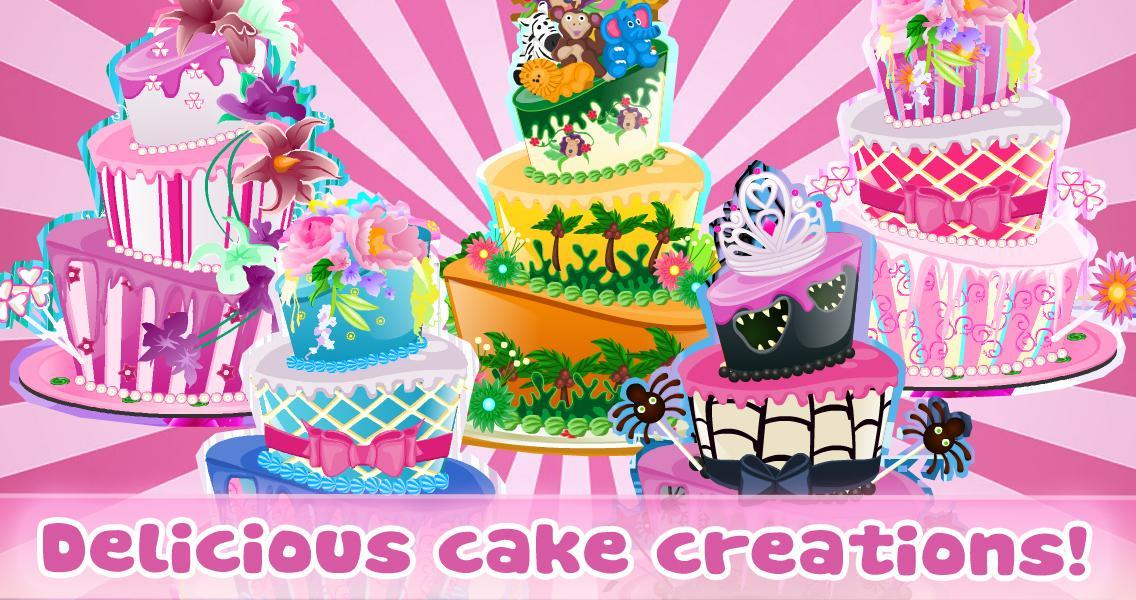 Crazy Delicious Cakes- screenshot