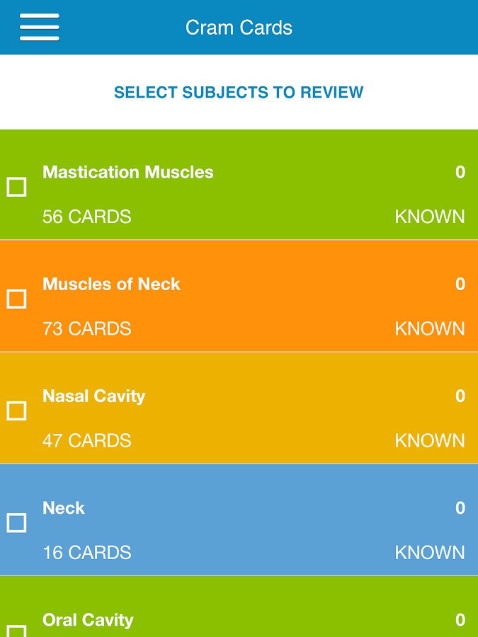 NBDE Anatomy for Dental Boards - screenshot