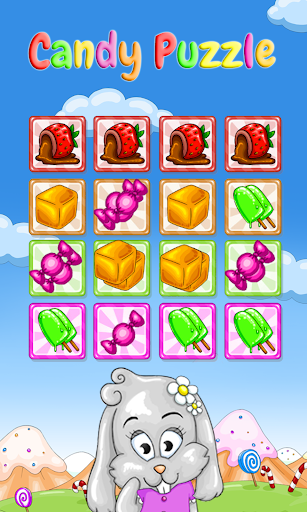 Candy Match - Puzzle Story
