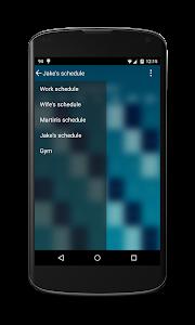Shift Work Schedule + v2.1