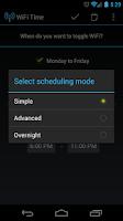 Screenshot of WiFi Time