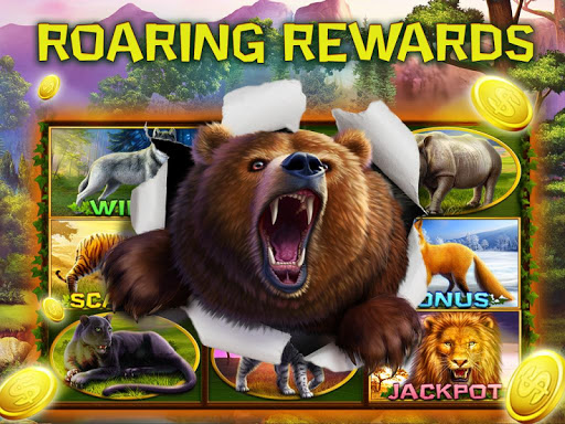 Wild Animals Free Slots Game