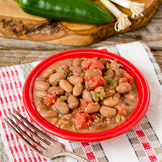 Spicy Pinto Beans.