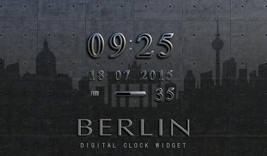 Digital Clock Widget Xperia Premium v3.4 get apk file