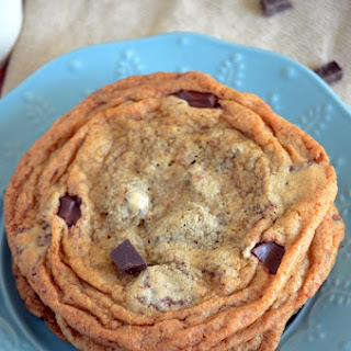 Starbucks Chocolate Chunk Cookies