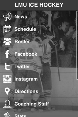 LMU Ice Hockey