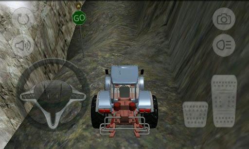 拖拉機爬坡賽車3D|玩賽車遊戲App免費|玩APPs