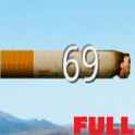 Cigarette Battery Widget FULL icon