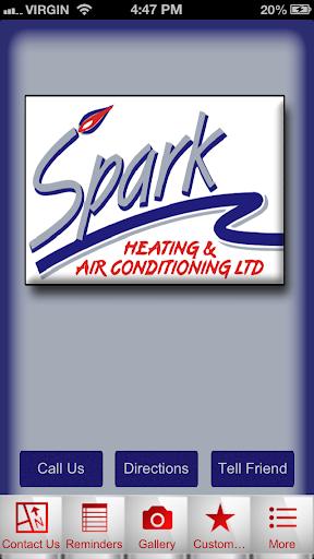 Spark Heating