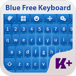 Blue Free Keyboard Theme 2.0 Apk