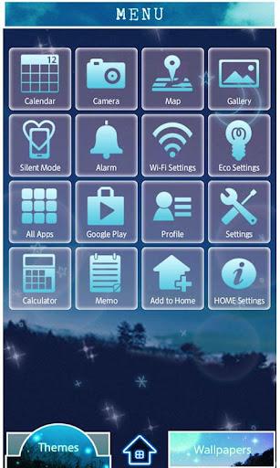 玩個人化App|Night Sky [+]HOME Theme免費|APP試玩