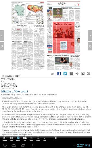 【免費新聞App】West Bend Daily News-APP點子