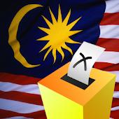 Undi PRU13 Malaysian Election