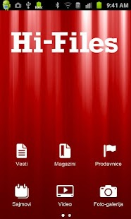 Hi-Files- screenshot thumbnail