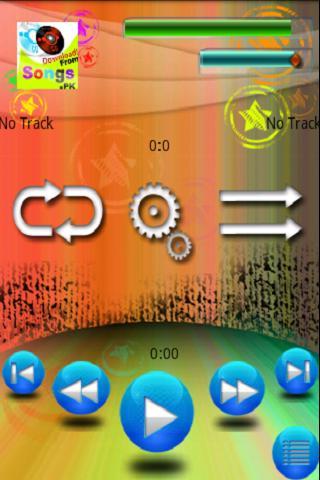 Music Player - Themes - screenshot