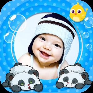婴儿框拼贴画 攝影 App LOGO-APP試玩