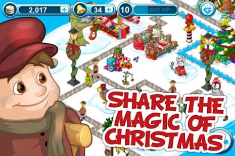 Tap Zoo: Santa's Quest - screenshot thumbnail