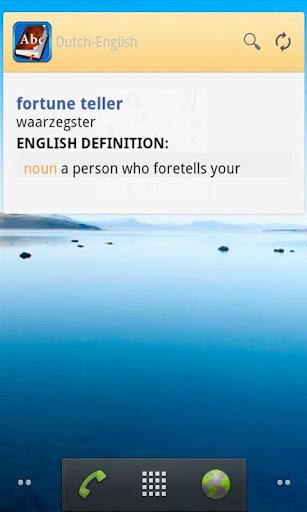 【免費書籍App】Dutch<>English Dictionary-APP點子