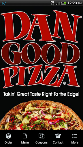 Dan Good Pizza