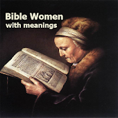 Bible Women with Meanings