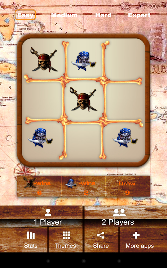 Tic Tac Toe Game - screenshot