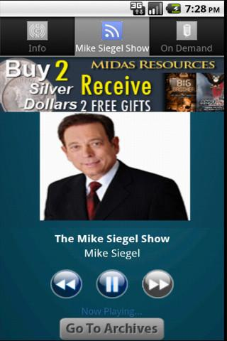 The Mike Siegel Show - screenshot