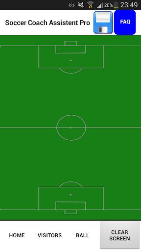Soccer Coach Assistant PRO