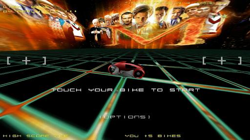 TRON HD - LightBike2 - SkyFall