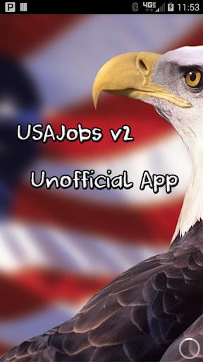 unofficial USA Jobs v2