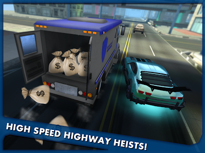Highway Hei$t - crime rider- screenshot thumbnail