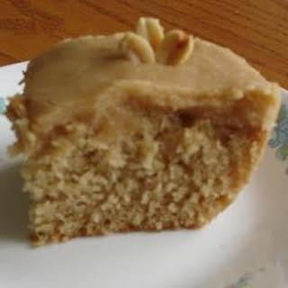 Peanut Butter Cake I.