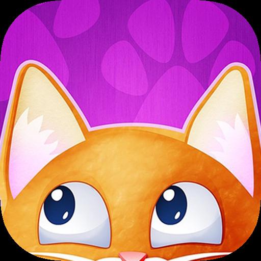 Говорящий котик Том - Тамагочи LOGO-APP點子