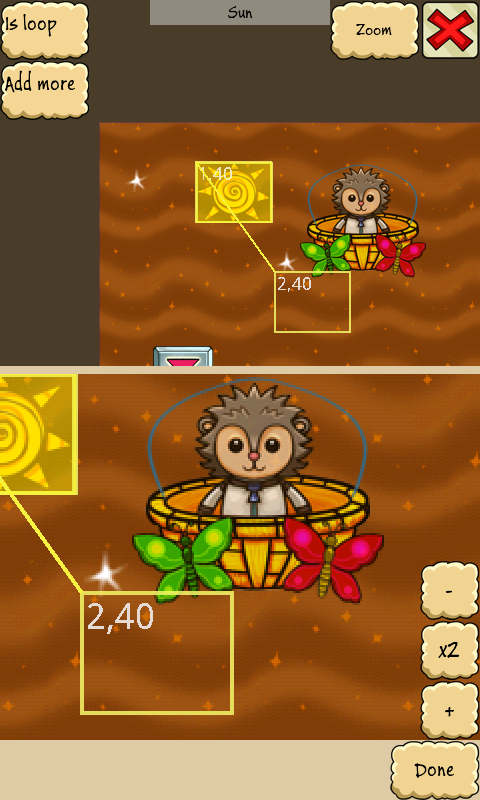 Monkey UFO - screenshot
