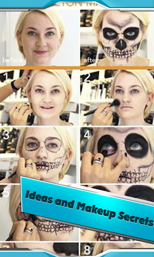 Brilliant ideas makeup