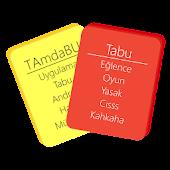 TAmdaBU - Türkçe Jokerli Tabu