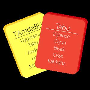 TAmdaBU – Türkçe Jokerli Tabu for PC and MAC