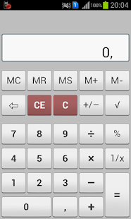 MyCalc Calculator - screenshot thumbnail