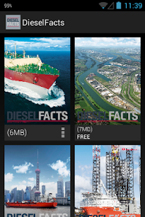 DieselFacts - screenshot thumbnail